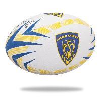 Ballon De Rugby GILBERT Ballon de rugby Supporter Clermont-Ferrand - Taille 5 - Homme