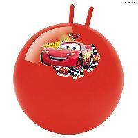 Ballon Sauteur - Baton Sauteur CARS - Ballon Sauteur -  50 cm - Jeu de Plein Air - Garçon - A partir de 3 ans - Mondo