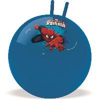 Ballon Sauteur - Baton Sauteur SPIDERMAN - Ballon sauteur - Jeu de Plein Air - Garçon - A partir de 3 ans. - Mondo