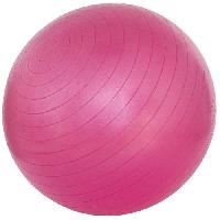 Ballon Suisse - Gym Ball - Swiss Ball Avento Ballon de fitness 65 cm Rose 41VM-ROZ