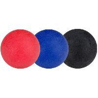Ballon Suisse - Gym Ball - Swiss Ball Massage ball 3 pieces