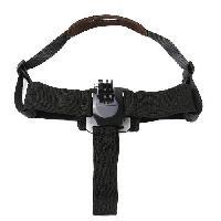 Bandeau De Fixation Camera - Brassard Camera - Ceinture Tete Camera GP90 Bandeau tete - Attache camera