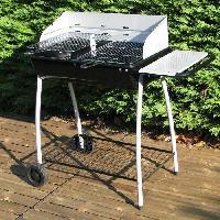Barbecue Barbecue Giga - Charbon de bois