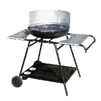 Barbecue Barbecue a charbon Alicante - Acier chrome - D49.5cm
