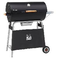 Barbecue Barbecue a charbon Black Taurus 660 Expert - Fonte emaillee