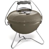 Barbecue Barbecue a charbon Smokey Joe Premium D37 cm - Acier chrome - Gris