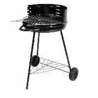 Barbecue Barbecue a charbon de bois Bahia - Acier chrome - O 45 cm