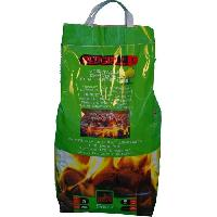 Barbecue Briquettes vegetales Red Grill - 5kg