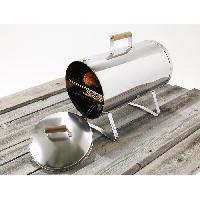 Barbecue De Table - Electrique MUURIKKA 10071 Fumoir électrique - Acier