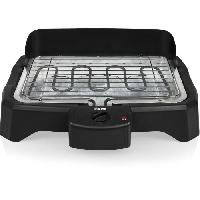 Barbecue De Table - Electrique TRISTAR - BQ-2824 - Barbecue électrique de table - 2000W - Plaque de cuissson 34.5cm x 23cm