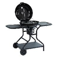 Barbecue POPEYE Barbecue traditionnel boule a charbon - 54.4 cm - Noir
