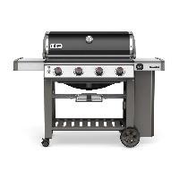 Barbecue WEBER Barbecue a gaz Genesis II E-410 GBS - Fonte d'acier émaillée