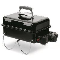 Barbecue WEBER Barbecue a gaz Go-Anywhere - Acier émaillé - Noir