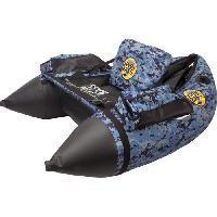 Barque De Peche - Pieces Detachees SEVEN BASS Float tube Air Hard Fabric Line - Bleu
