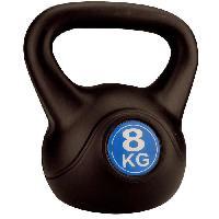 Barre - Haltere - Poids Kettlebell plastique 8 Kg