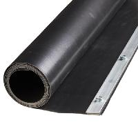 Barriere Anti-racine - Barriere Anti-rhizome NATURE Barriere anti-racinaire avec rail de fermeture - HDPE noir