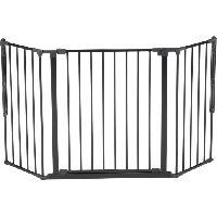 Barriere De Securite Bebe Barriere de securite pare-feu Flex M Noir
