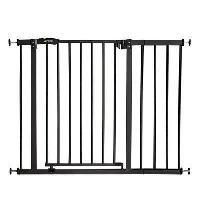Barriere De Securite Bebe HAUCK Barriere de securite enfant Close'n Stop + extension 21 cm