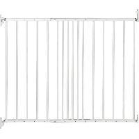 Barriere De Securite Bebe Multidan Barriere Metal Blanc 625 - 1068 cm