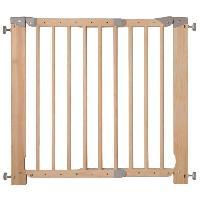 Barriere De Securite Bebe NYDALIS Barriere OLIVIA Bois Amovible Sans percage 70-103 cm