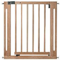 Barriere De Securite Bebe SAFETY 1ST Barriere de sécurité enfant Easy Close - Bois