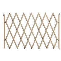 Barriere De Securite Escalier - Porte Barriere XX-Tall extensible en bois - Pour chien