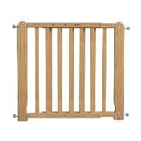 Barriere De Securite Escalier - Porte Barriere amovible en bois Sicilia - Pour chien