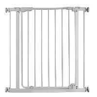 Barriere De Securite Escalier - Porte Barriere en metal Misty - Pour chien