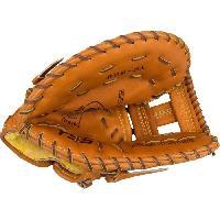 Baseball Gant de baseball droitier - Mixte - Marron Generique