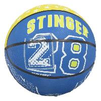 Basket-ball NEW PORT Mini-ballon de basketball - Bleu