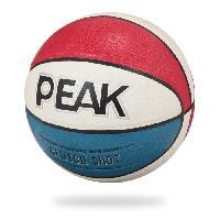 Basket-ball PEAK Ballon de basketball Tricolore - Taille 5
