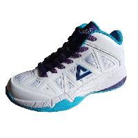Basket-ball PEAK Chaussures de basketball Game 1 - Enfant - Bleu caroline - 33 - Aucune