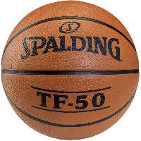 Basket-ball SPALDING Ballon TF50 Outdoor T5 BKT
