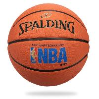 Basket-ball SPALDING Ballon de basket-ball NBA SGT - Taille 7 - Orange