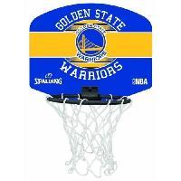 Basket-ball SPALDING Mini panier NBA Golden State Warriors
