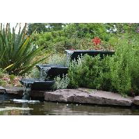 Bassin D'exterieur UBBINK Fontaine de Jardin - bassin NOVA SCOTIA