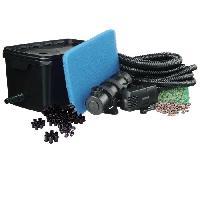 Bassin D'exterieur UBBINK Kit de Filtration pour bassin FiltraPure 2000+set