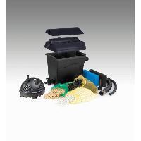 Bassin D'exterieur UBBINK Kit filtration pour bassin - FiltraClear 8000 +Set