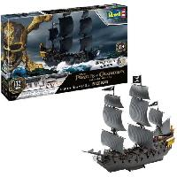 Bateau - Sous-marin A Construire REVELL Easy-Click Black Pearl 05499 Maquette plastique