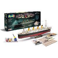 Bateau - Sous-marin A Construire REVELL Maquette Bateaux 100 ans du Titanic (Edition spec 05715)