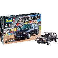 """Bateau - Sous-marin A Construire REVELL Maquette Voitures """"35 Years VW Golf GTI Pirelli"""" 5694"""