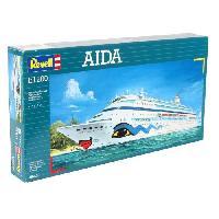 Bateau - Sous-marin A Construire REVELL Model-Set AIDA - Maquette bateau - Echelle 1:1200