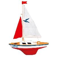 Bateau - Sous-marin Miniature Bateau a voile Giggi