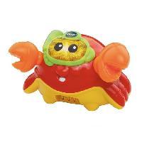 Bateau - Sous-marin Miniature VTECH - TUT TUT MARINS - Pikou le Crabe Pince-Tout