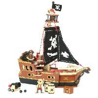 Bateau Miniature - Sous-marin Miniature VILAC Ô mon bateau pirate !