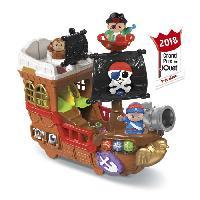 Bateau Miniature - Sous-marin Miniature VTECH - TUT TUT Copains - Super Bateau Pirate 2 En 1 (+ Personnages)