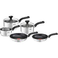 Batterie De Cuisine Batterie de cuisine 7 pieces Comfort Max 14-16-18-20-24 cm gris