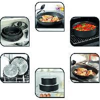 Batterie De Cuisine TEFAL - INGENIO PERFORMANCE - L6547802 - Batterie de cuisine 20 pieces