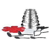 Batterie De Cuisine TEFAL INGENIO EMOTION L925SM14 Batterie de cuisine 22 pieces - Tous feux dont induction