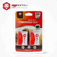 Batterie Photo - Optique 2 x batterie NP-95 NP95 pour FUJI - MP EXTRA